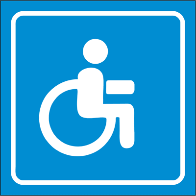 Знак МГН