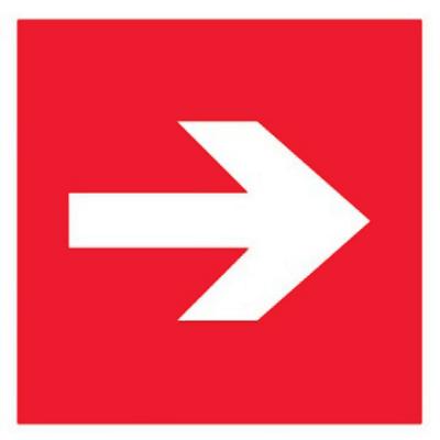 Знак Направляющая стрелка ( F01-01)