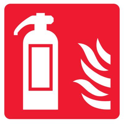 Знак Огнетушитель