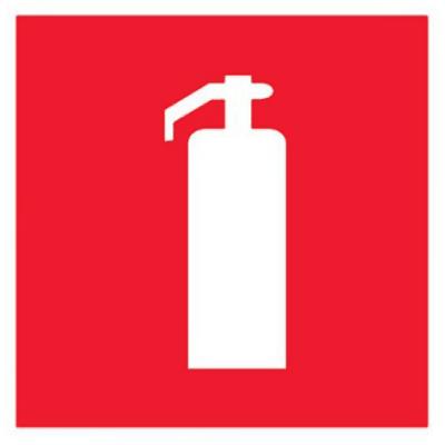 Знак Огнетушитель (F04)