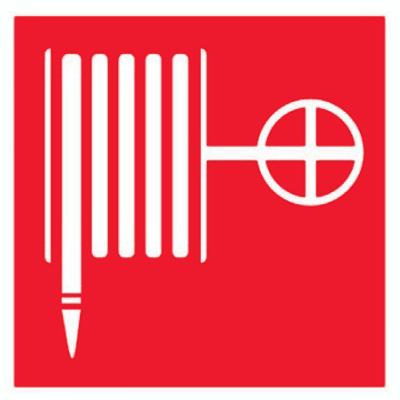 Знак Пожарный кран (F02)