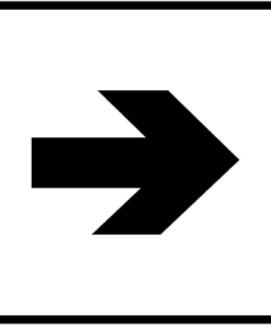 Знак 001 Направление