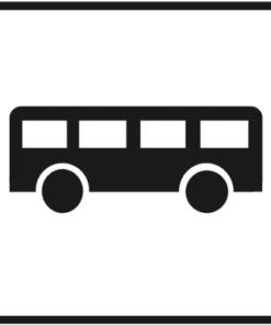 Знак 005 Автобус