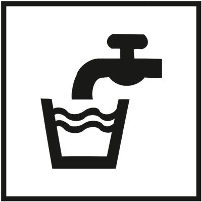 Знак 010 Питьевая вода (водопроводная)