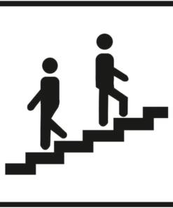 Знак 011 Лестница