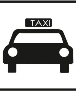 Знак 012 Такси