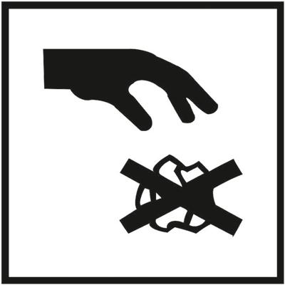 Знак 019 Не бросать мусор в данном месте