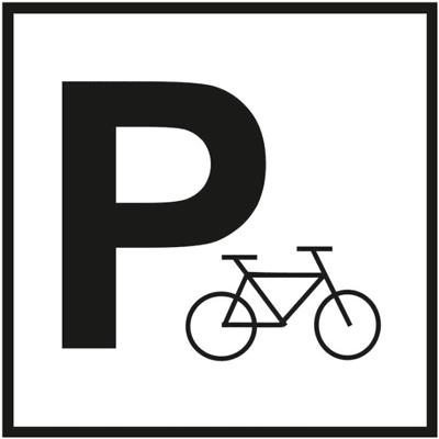 Знак 023 Стоянка транспортных средств указанного типа