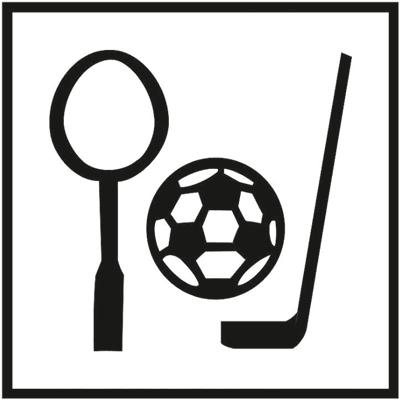Знак 029 Занятия спортом
