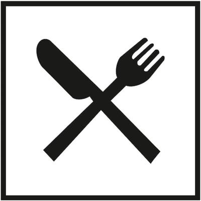 Знак 031 Ресторан