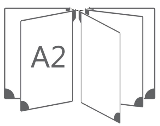 Настенная перекидная система А2 (5 секций)